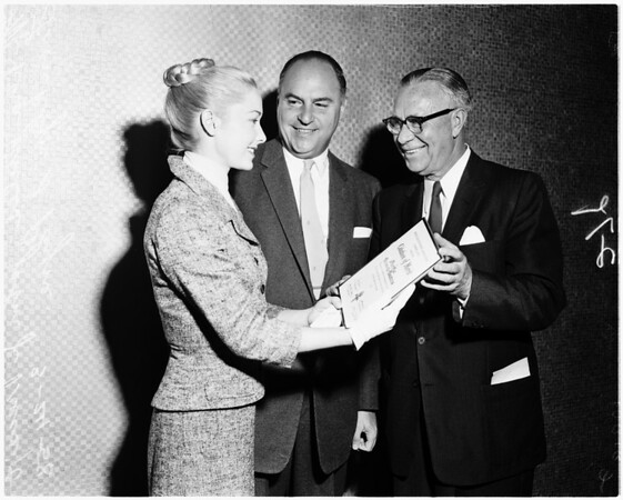 Muscular Dystrophy Association of America, 1958.