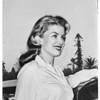 Pat Sheehan (copy negative) TV actress, 1958
