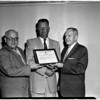 Red Cross Heroism Award, 1958.