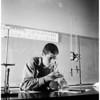 Westinghouse laboratory, 1958