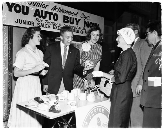 Junior achievements, 1958
