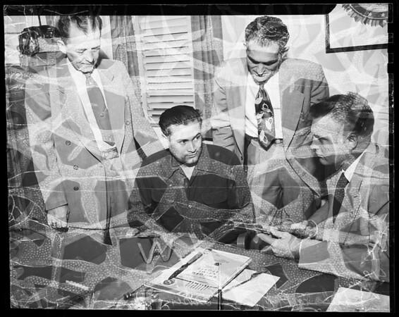 Electronic Cattle Rustler, 1951