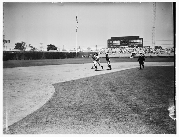 Baseball (Hollywood Stars), 1951