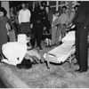 Traffic accident (10951 West Washington Boulevard in Culver City), 1951