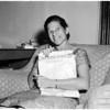 Safari woman, 1958