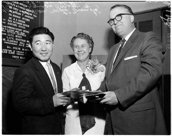 Four Square convention, 1958