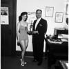 Posture week, 1958