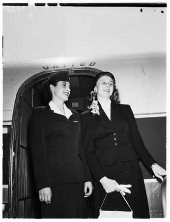 National essay contest winner, 1952