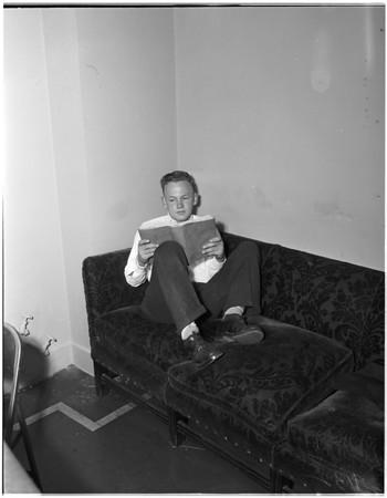 Russell Barstad, 1951
