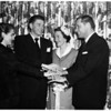 Ronald Reagan wedding, 1952