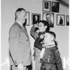 Tallman Trask (Scout Executive of San Gabriel Valley Council, retires),1952