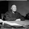 Appointed Superior Judge, 1958