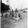 Litterbug feature (Clean Community Crusade), 1957