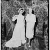 Night clothes, then and now ... California fashion creators at Ambassador Hotel, 1952