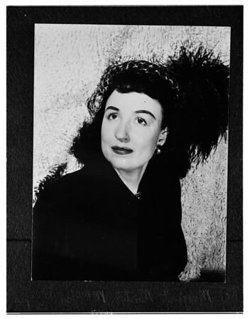 Copy ...Suicide, 1952