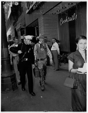 Cowboy, 1951