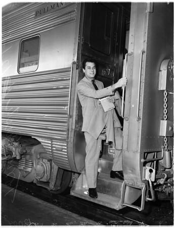 Most popular actor, 1956