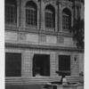 Main entrance to Pasadena's new Municipal Library, ca. 1930