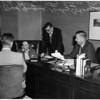 Cohen deposition, 1958