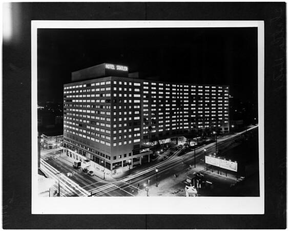 Statler Hotel (copy negative), 1956