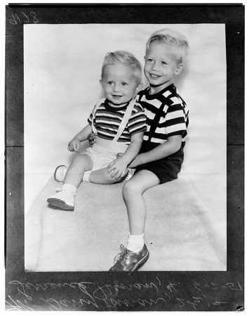 Missing boy found drowned in Lake Arrowhead, 1951