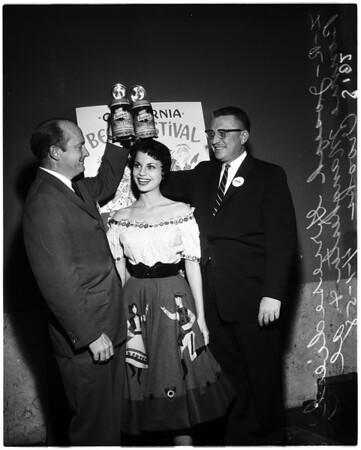 Ad Club, 1958.