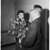 Miss Federal Secretary, 1958