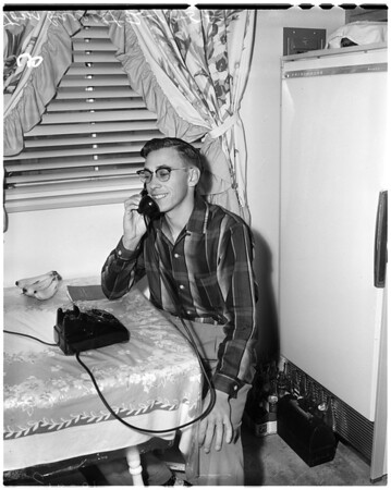 Hostage, 1958