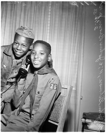 Alert boys, 1958