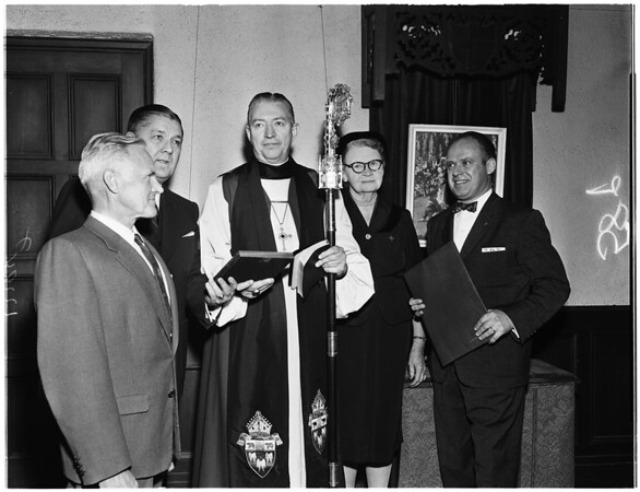 Episcopal convention, 1958