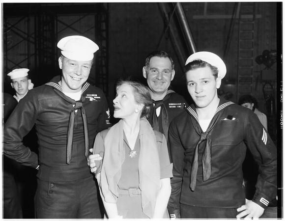 Helen Hayes, 1951