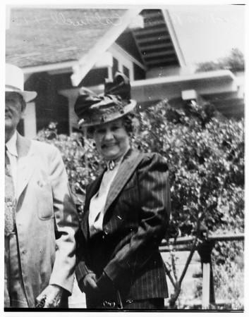 Mrs. Minnie S. Caldwell, 1951