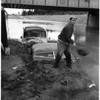 Flood in Puente, 1958
