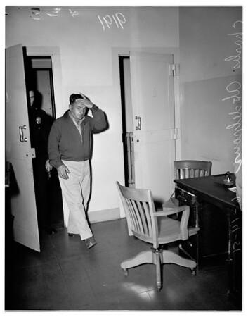 Child molester, 1951