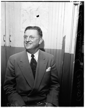 Slim Barnard, 1951