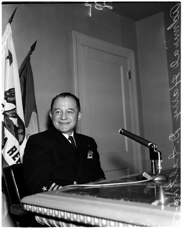 Vice Chief of Naval Operations, 1958