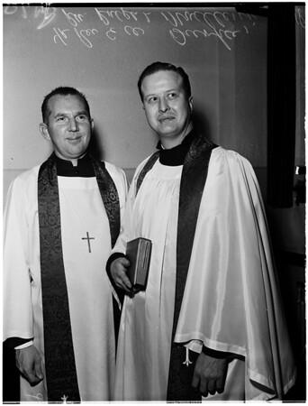 Lutheran Evangelism Week, 1958