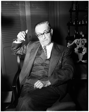 Steele story, 1952