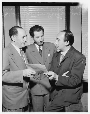 Consul of Israel, 1951