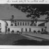 Facade of the Pasadena Public Library, 1927