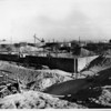 Hyperion sewage treatment plant under construction, Los Angeles, ca.1948