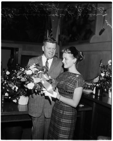 Camellia Queen, 1958