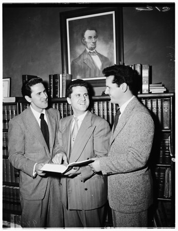 Lawyer brothers, 1952.