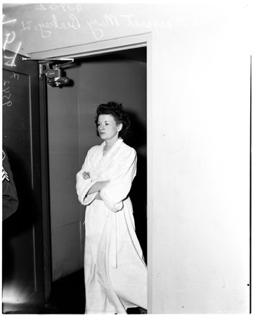 Bellflower shooting, 1952