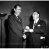 Freedom Foundation award, 1958