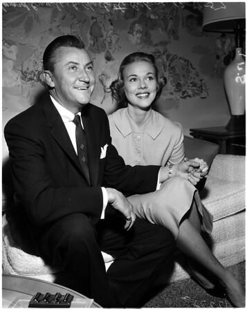 Askins -- Crowley Wedding, 1957