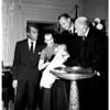 Lamas baby baptism, 1958