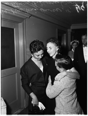 Patricia Moore manslaughter trial, 1955