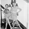 Ballet mistressses arrive, 1959