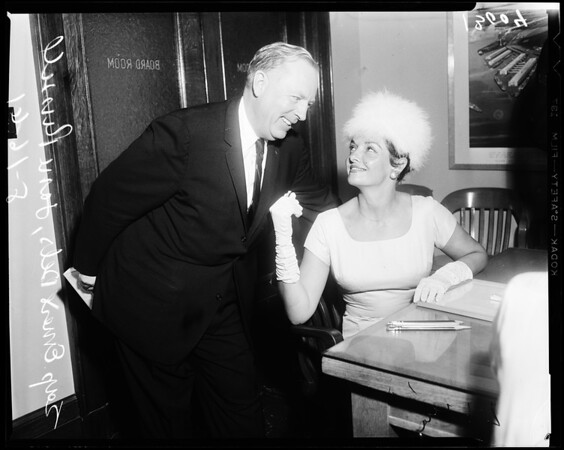 Social service, 1961